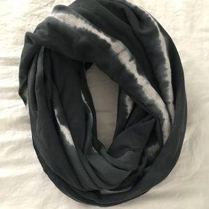 American Apparel Tie Dye Circle Scarf